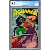 Aquaman #35 CGC 5.5 (OW) *1994862003*