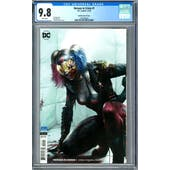 Heroes in Crisis #1 CGC 9.8 (W) *1997693002*