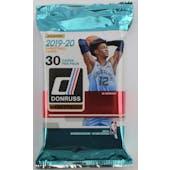 2019/20 Panini Donruss Basketball Hobby Pack