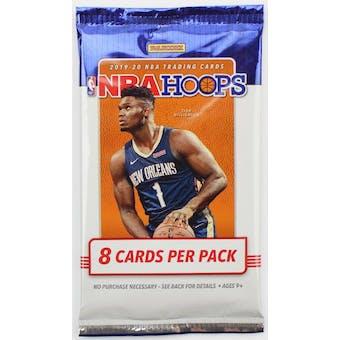2019/20 Panini Hoops Basketball Hobby Pack