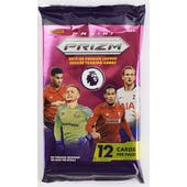 2019/20 Panini Prizm Premier League Soccer Hobby Pack