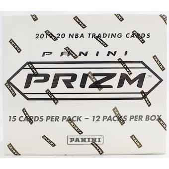 2019/20 Panini Prizm Basketball Multi-Pack Box (12 Ct.)