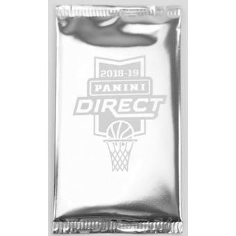 2018/19 Panini Prizm White Sparkle Basketball Hobby Pack