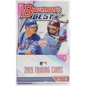 2019 Bowman's Best Baseball 8-Box Case- DACW Live 6 Spot Random Division Break #8