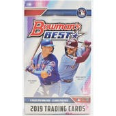 2019 Bowman's Best Baseball Hobby Mini-Box