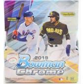 2019 Bowman Chrome Baseball Hobby 6-Box- DACW Live 6 Spot Random Division Break #2