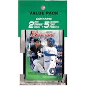 2019 Bowman Baseball Value Pack (Lot of 12)
