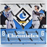 2019 Panini Chronicles Baseball Hobby Box