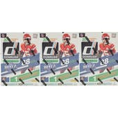 2019 Panini Donruss Football 11-Pack Blaster Box (Lot of 3)