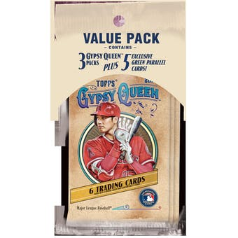 2019 Topps Gypsy Queen Baseball Value Pack