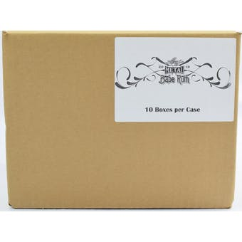 2019 Leaf Metal Babe Ruth Collection Baseball Hobby 10-Box Case