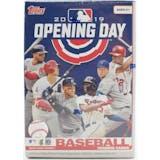 2019 Topps Opening Day Baseball 11-Pack Blaster Box