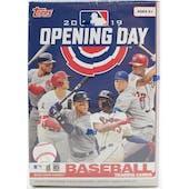 2019 Topps Opening Day Baseball 11-Pack Blaster Box (Lot of 10)
