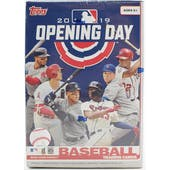 2019 Topps Opening Day Baseball 11-Pack Blaster Box (Lot of 10)