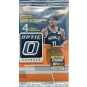 2019/20 Panini Donruss Optic Basketball Retail Pack