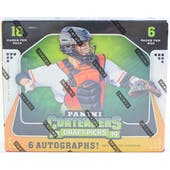 2019 Panini Contenders Draft Picks Baseball Hobby Box