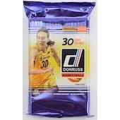 2019 Panini Donruss WNBA Basketball Hobby Pack