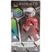 2019 Panini Elements Football Hobby Box