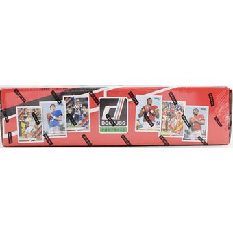 2019 Panini Donruss Football Factory Set (Box)