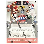 2019 Panini Prizm Football 6-Pack Blaster Box