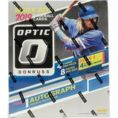 2019 Panini Donruss Optic Baseball Mega Box