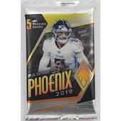 2019 Panini Phoenix Football Hobby Pack