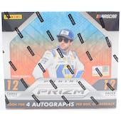 2019 Panini Prizm Racing Hobby Box (PLUS 1 White Sparkle Prizm Pack!)