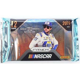 2019 Panini Prizm Racing Hobby Pack