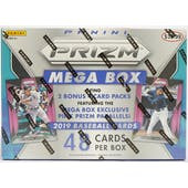 2019 Panini Prizm Baseball Mega Box (48 Cards)