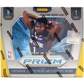 2019/20 Panini Prizm Choice Basketball Hobby Box