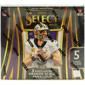 2019 Panini Select Tmall Edition Football Hobby Box