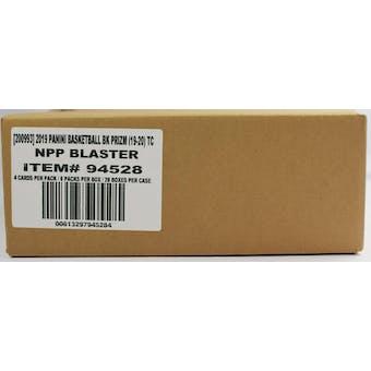 2019/20 Panini Prizm Basketball 6-Pack Blaster 20-Box Case
