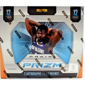 2019/20 Panini Prizm Basketball Hobby Box