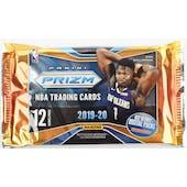 2019/20 Panini Prizm Basketball Hobby Pack