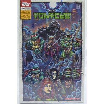 Art of TMNT Teenage Mutant Ninja Turtles Hobby Box (Topps 2019)