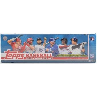 2019 Topps Factory Set Baseball (Box)