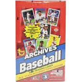 Baseball Cards Sets Boxes Cases Packs Of Baseball
