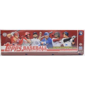 2019 Topps Factory Set Baseball Hobby (Box)