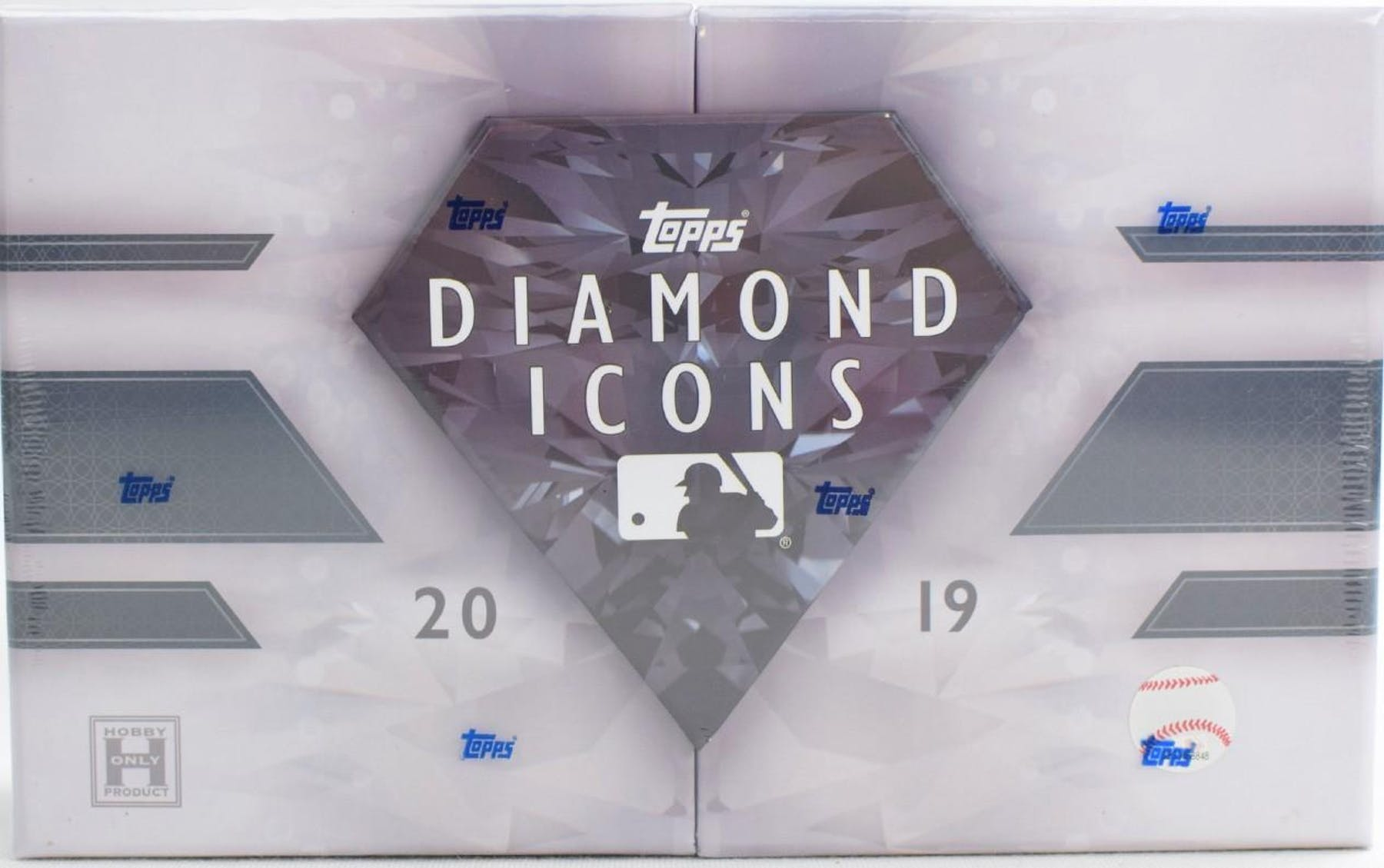 2019 Topps Diamond Icons Baseball Hobby Box