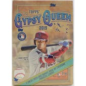 2019 Topps Gypsy Queen Baseball 8-Pack Blaster Box (Lot of 3)