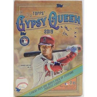 2019 Topps Gypsy Queen Baseball 8-Pack Blaster Box