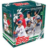 2019 Topps Holiday Baseball Mega Box
