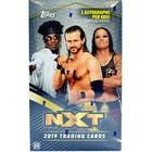 Image for  2019 Topps WWE NXT Wrestling Hobby Box