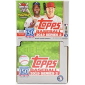 2019 Topps Series 2 Baseball 36-Pack Box