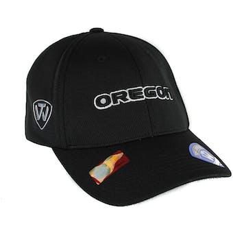 Oregon Ducks Top Of The World Ultrasonic Black Adjustable Hat (Adult One Size)