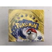 Pokemon Base Set 1 Booster Box - 1st Edition - PRISTINE INVESTMENT QUALITY CONDITION!