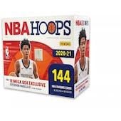 2020/21 Panini NBA Hoops Basketball Mega Box