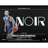 2020/21 Panini Noir Basketball Hobby Box (Presell)