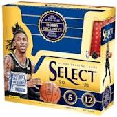 2020/21 Panini Select Basketball 1st Off The Line FOTL Hobby Box
