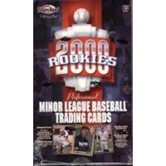 2000 Team Best Rookies Baseball Hobby Box